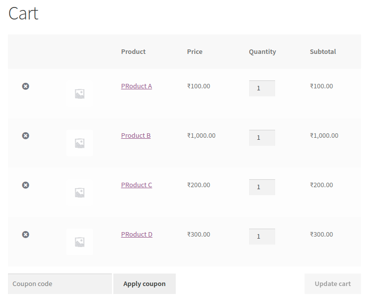 How to Sort WooCommerce Products in Cart and Order?